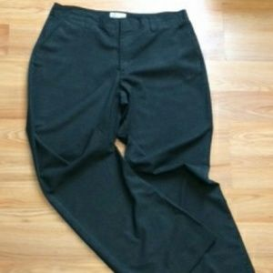 Old Navy Charcoal Gray Women's Trouser Pants